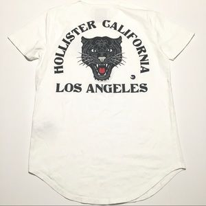 Hollister • NWT Graphic Tee